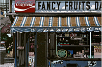 鈴木英人 FANCY FRUIT DIARY